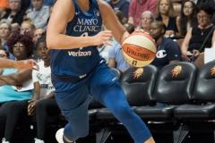 WNBA - Connecticut Sun 96 vs. Minnesota Lynx 79 (49)