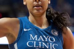 WNBA - Connecticut Sun 96 vs. Minnesota Lynx 79 (55)