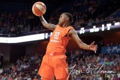 WNBA - Connecticut Sun 96 vs. Minnesota Lynx 79 (58)
