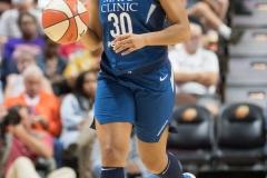 WNBA - Connecticut Sun 96 vs. Minnesota Lynx 79 (59)