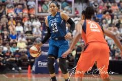 WNBA - Connecticut Sun 96 vs. Minnesota Lynx 79 (60)