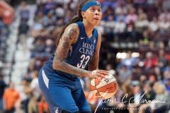 WNBA - Connecticut Sun 96 vs. Minnesota Lynx 79 (62)