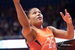 WNBA - Connecticut Sun 96 vs. Minnesota Lynx 79 (72)