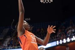 WNBA - Connecticut Sun 96 vs. Minnesota Lynx 79 (73)