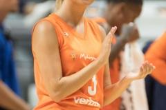 WNBA - Connecticut Sun 96 vs. Minnesota Lynx 79 (76)