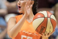 WNBA - Connecticut Sun 96 vs. Minnesota Lynx 79 (77)