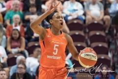 WNBA - Connecticut Sun 96 vs. Minnesota Lynx 79 (82)