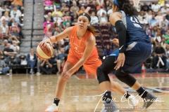 WNBA - Connecticut Sun 96 vs. Minnesota Lynx 79 (83)