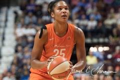 WNBA - Connecticut Sun 96 vs. Minnesota Lynx 79 (84)