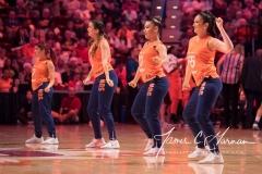 WNBA - Connecticut Sun 96 vs. Minnesota Lynx 79 (88)