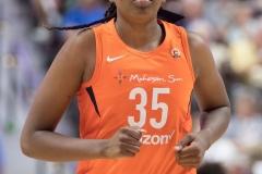 WNBA - Connecticut Sun 96 vs. Minnesota Lynx 79 (90)