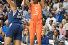 WNBA - Connecticut Sun 96 vs. Minnesota Lynx 79 (93)