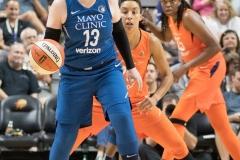 WNBA - Connecticut Sun 96 vs. Minnesota Lynx 79 (94)