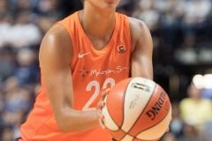 WNBA - Connecticut Sun 96 vs. Minnesota Lynx 79 (97)
