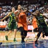 WNBA Connecticut Sun 96 vs. Seattle Storm 89 (12)