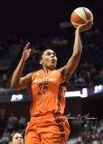WNBA Connecticut Sun 96 vs. Seattle Storm 89 (13)