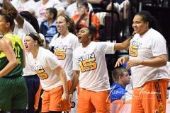 WNBA Connecticut Sun 96 vs. Seattle Storm 89 (15)
