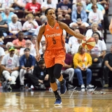 WNBA Connecticut Sun 96 vs. Seattle Storm 89 (17)