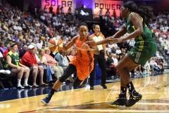 WNBA Connecticut Sun 96 vs. Seattle Storm 89 (18)
