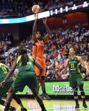WNBA Connecticut Sun 96 vs. Seattle Storm 89 (19)
