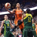 WNBA Connecticut Sun 96 vs. Seattle Storm 89 (21)