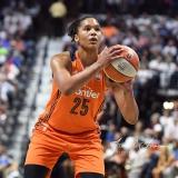 WNBA Connecticut Sun 96 vs. Seattle Storm 89 (22)