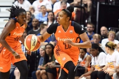 WNBA Connecticut Sun 96 vs. Seattle Storm 89 (27)