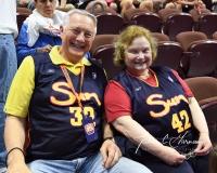 WNBA Connecticut Sun 96 vs. Seattle Storm 89 (3)