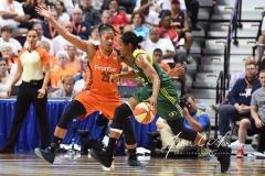 WNBA Connecticut Sun 96 vs. Seattle Storm 89 (30)