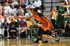 WNBA Connecticut Sun 96 vs. Seattle Storm 89 (37)