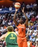WNBA Connecticut Sun 96 vs. Seattle Storm 89 (38)