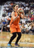 WNBA Connecticut Sun 96 vs. Seattle Storm 89 (42)