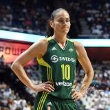 WNBA Connecticut Sun 96 vs. Seattle Storm 89 (43)
