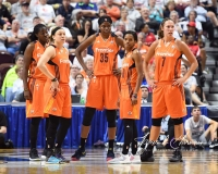 WNBA Connecticut Sun 96 vs. Seattle Storm 89 (47)
