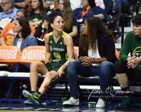 WNBA Connecticut Sun 96 vs. Seattle Storm 89 (48)