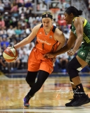 WNBA Connecticut Sun 96 vs. Seattle Storm 89 (49)