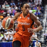 WNBA Connecticut Sun 96 vs. Seattle Storm 89 (50)
