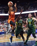 WNBA Connecticut Sun 96 vs. Seattle Storm 89 (51)