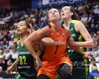 WNBA Connecticut Sun 96 vs. Seattle Storm 89 (55)