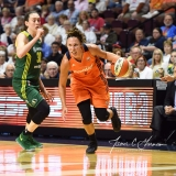 WNBA Connecticut Sun 96 vs. Seattle Storm 89 (57)