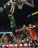 WNBA Connecticut Sun 96 vs. Seattle Storm 89 (61)