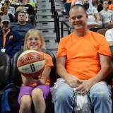 WNBA Connecticut Sun 96 vs. Seattle Storm 89 (63)