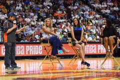 WNBA Connecticut Sun 96 vs. Seattle Storm 89 (68)