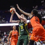 WNBA Connecticut Sun 96 vs. Seattle Storm 89 (70)