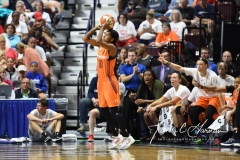WNBA Connecticut Sun 96 vs. Seattle Storm 89 (71)