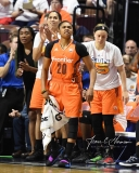 WNBA Connecticut Sun 96 vs. Seattle Storm 89 (72)