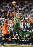 WNBA Connecticut Sun 96 vs. Seattle Storm 89 (74)