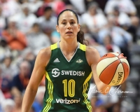 WNBA Connecticut Sun 96 vs. Seattle Storm 89 (76)