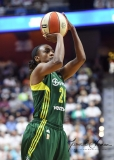 WNBA Connecticut Sun 96 vs. Seattle Storm 89 (80)