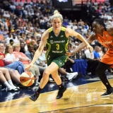 WNBA Connecticut Sun 96 vs. Seattle Storm 89 (81)